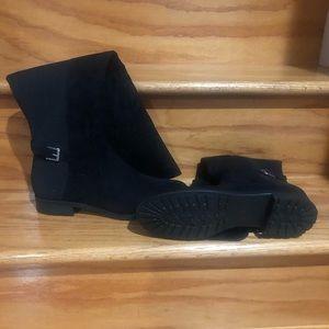Knee boots still in box